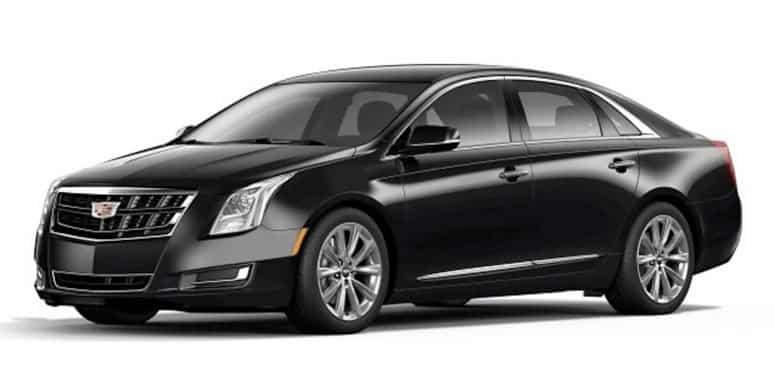 Black Cadillac-XTS