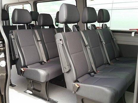 Mercedes Sprinter Van Interior Seats