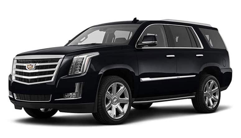 Escalade SUV - Orlando Limo Service