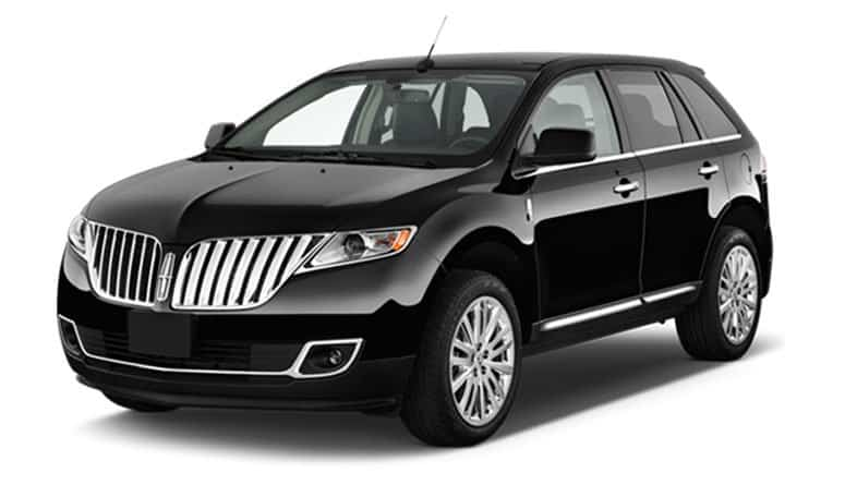 Lincoln MKT Town Car for Orlando Limo Rental