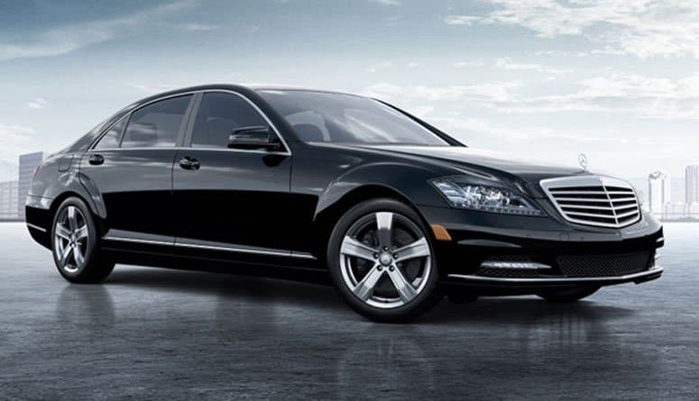 Mercedes S550 for Corporate Limo Service